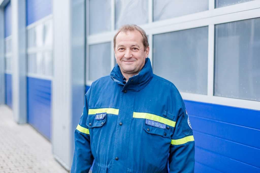 Dieter Wölfel